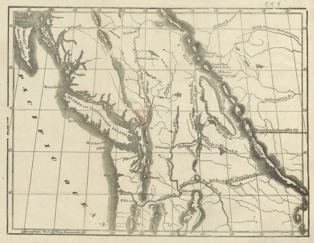 """map from """"The history of Oregon, geographical and political"""""""