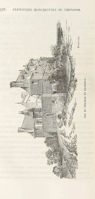 "Basse-Normandie from ""Statistique monumentale du Calvados"""