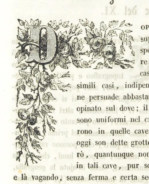 """initial from """"Storia della Cava, distinta in tre epoche"""""""