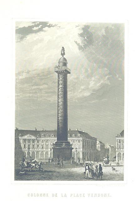 """Paris from """"[Histoire physique, civile et morale de Paris ... Quatrième édition.]"""""""