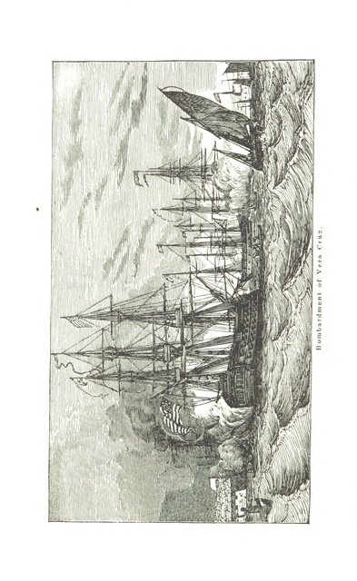 """ship from """"Thrilling Incidents of the Wars of the United States. Comprising the most striking and remarkable events of the Revolution, the French War, the Tripolitan War, etc. With three hundred engravings. By the Author of """"The Army & Navy of the United States"""" [J. K. Neff]"""""""