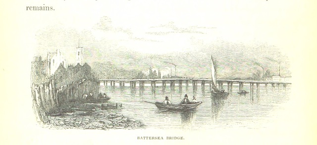"""ship from """"A Picturesque Tour of the River Thames in its Western Course; including particular descriptions of Richmond, Windsor, and Hampton Court ... Illustrated, etc"""""""
