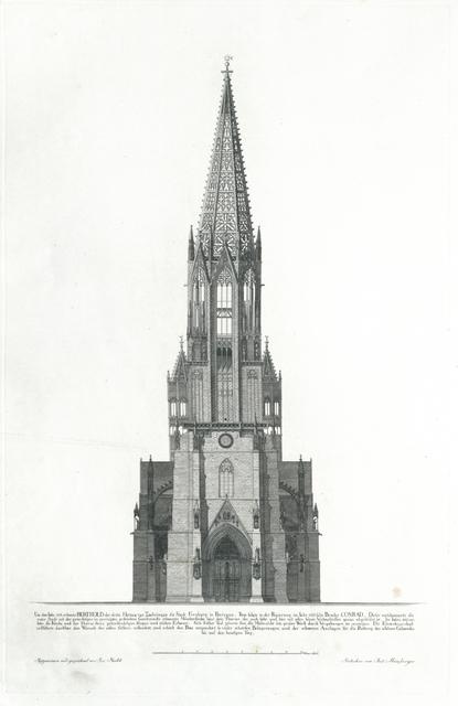 [Das Freiburger Münster]