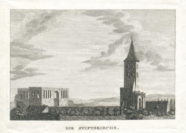 Die Stiftskirche [Hersfeld]