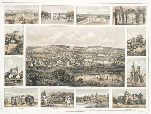 Erinnerung an Stuttgart
