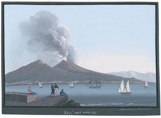 Eruz.e dell'Anno 1817