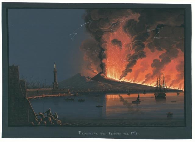 Eruzzione del Vesuvio del 1794