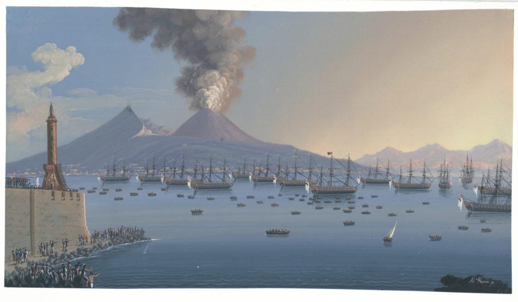 Il Molo di Napoli