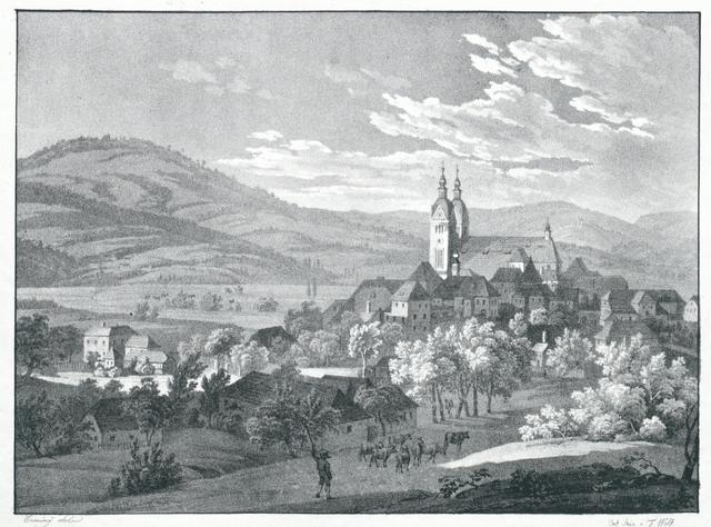 Kaernthen. Maria Saal bey Klagenfurt
