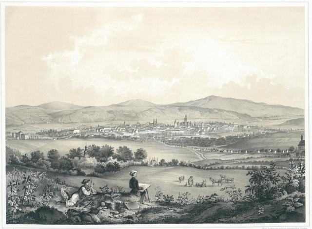 Kaschau Hauptstadt von Ober-Ungarn. Kassa fölsö magyarország fövárosa