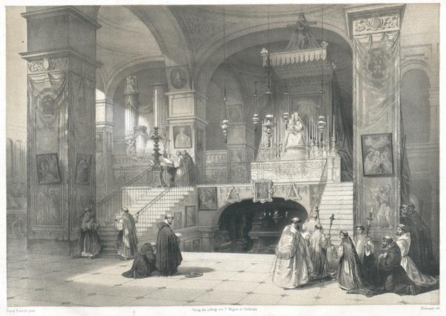 Kirche zur Verkündigung in Nazareth