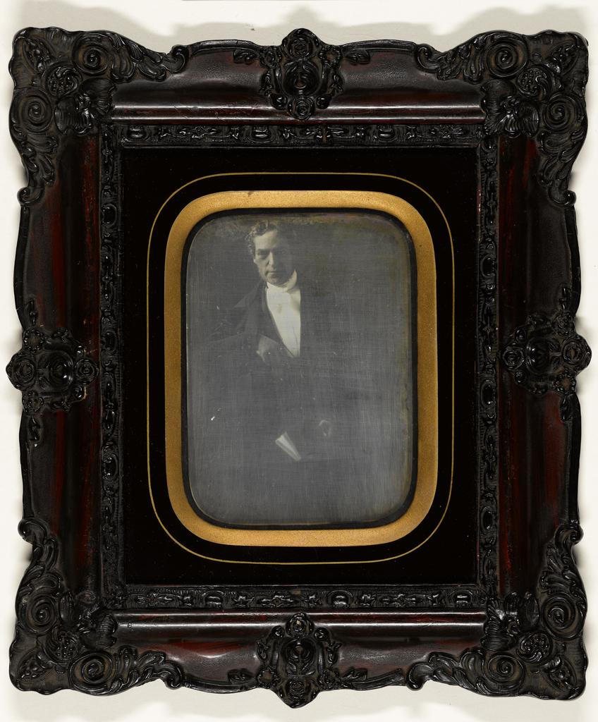 Portret van een man (Frans)