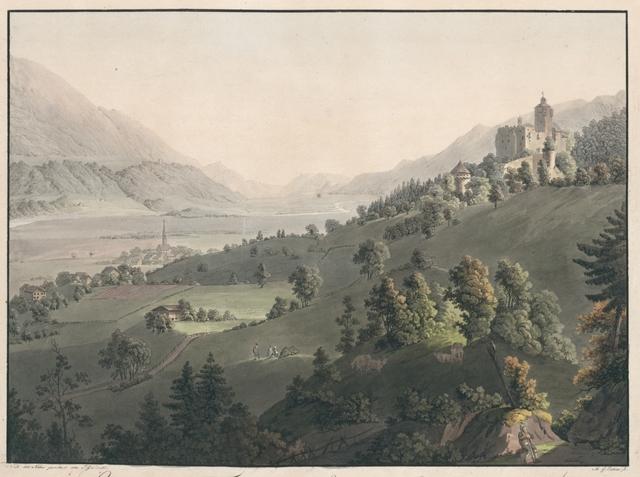 Schloss Fridberg bei Hall in Tirol
