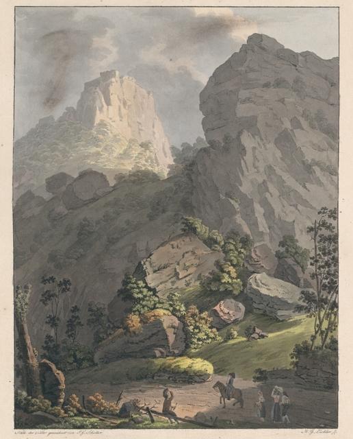 Schloss Greifenstein bei Botzen in Tyrol
