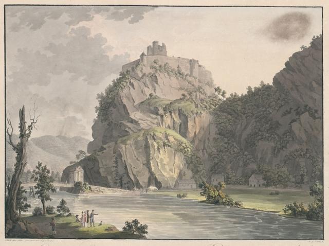Schloss Sigmundskron nächst Botzen im Tirol