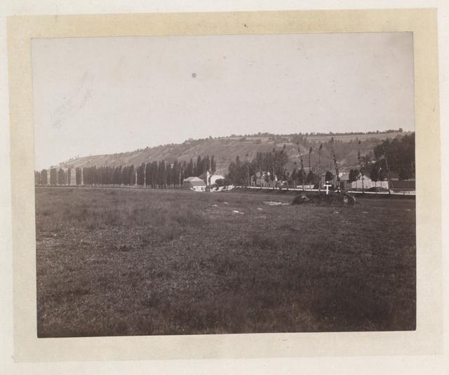 Spicherer Berg bei Saarbrücken. Erstürmt am 6. Aug. 1870
