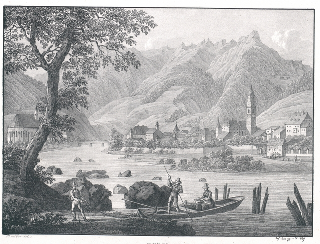 Stadt Meran. Tyrol