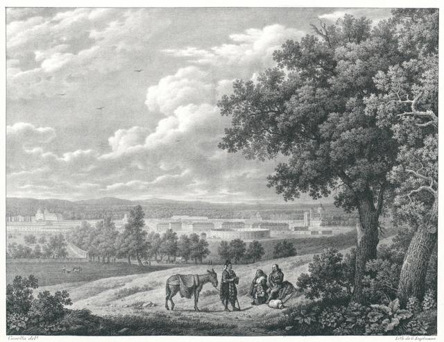 Vue d'Aranjuez