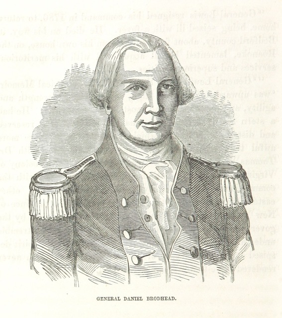 "American Revolutionary War from ""History of the Early Settlement and Indian Wars of Western Virginia; embracing an account of the various expeditions in the West, previous to 1795. Also, biographical sketches of Col. Ebenezer Zane, Major Samuel M'Collach [and others] ... Illustrated by numerous engravings"""