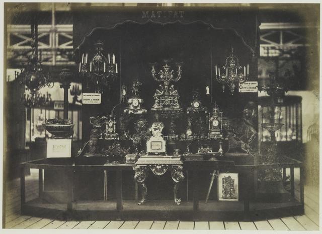 Clocks, Chandeliers and Bronzes. Matifat.