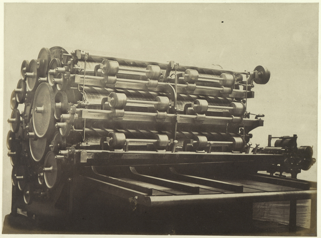 Flax Machinery. Lawson and Sons.
