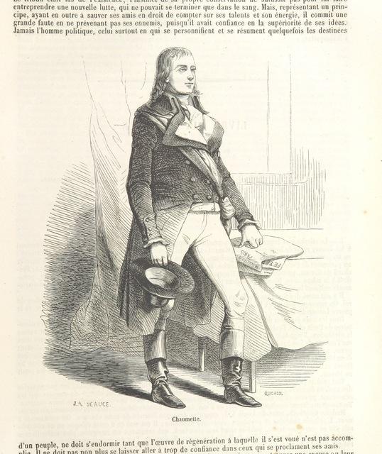 """French Revolution from """"Histoire de la Révolution Française, 1789-1796. ... Troisième édition"""""""