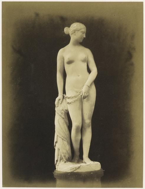 Greek Slave. (Marble) Powers.