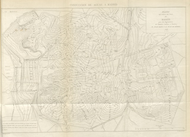 """map from """"Origines Dijonnaises dégagées des fables et des erreurs qui les ont enveloppées jusqu'à ce jour, suivies d'une dissertation particulière sur les actes et la mission de S. Bénigne, l'Apôtre de Dijon, etc"""""""