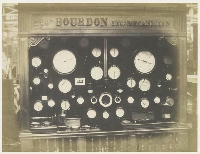 Metallic Barometers. Bourdon