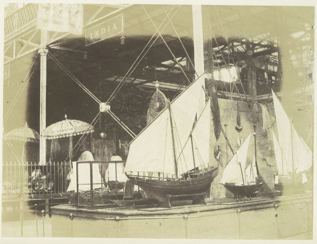 Naval Models, and c. India