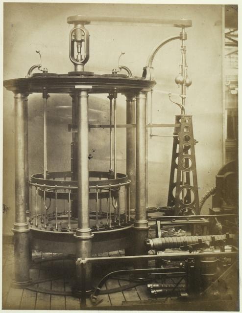 Turbine. Fromont.