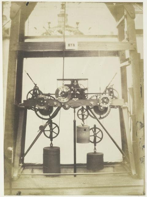 Turret Clock. Dent.