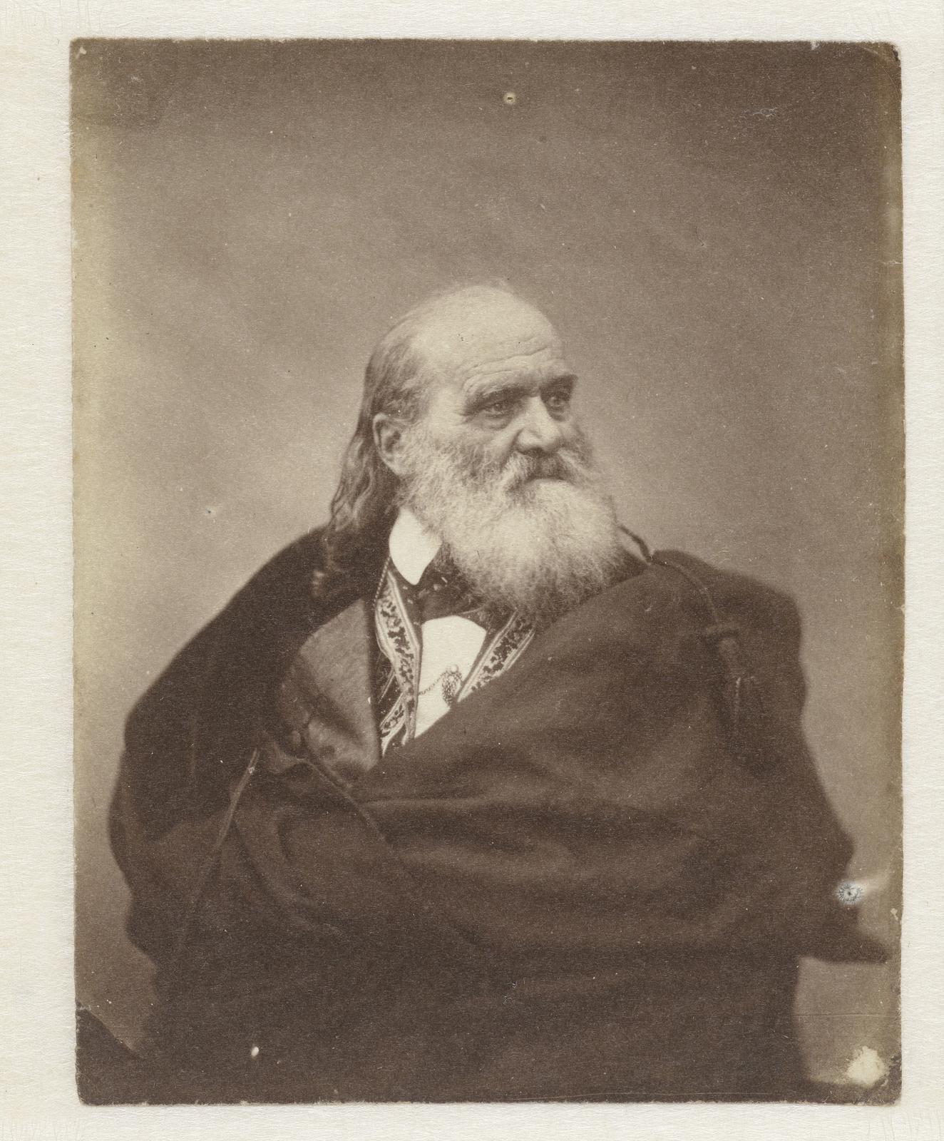 Portret van Signor Sentura