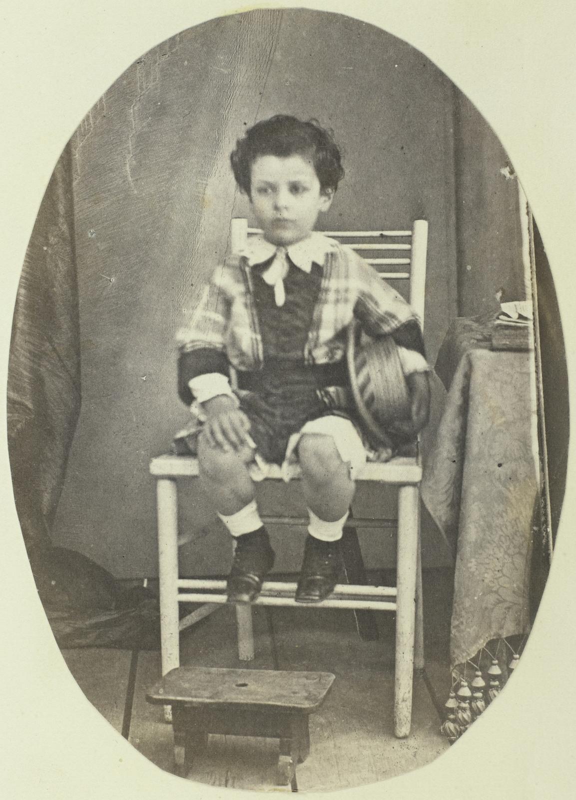 Portret van Lodewijk Asser