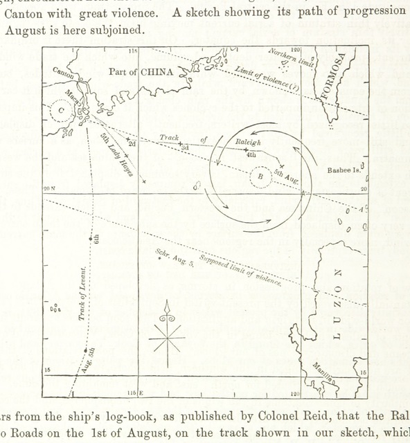 """map from """"Narrative of the Expedition of an American Squadron to the China Seas and Japan, performed in the years 1852, 1853 and 1854, under the command of Commodore M. C. Perry ... by order of the Government of the United States. Compiled from the original notes and journals of Commodore Perry and his officers ... by F. L. Hawks, etc. [With plates, including maps.]"""""""