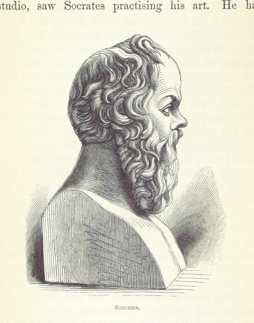 "portrait from ""A History of Greece, from the earliest times to the Roman conquest, etc. [With a map.]"""