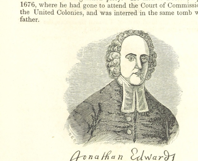 "portrait from ""[Connecticut Historical Collections, containing a general collection of interesting facts ... relating to the history and antiquities of every town in Connecticut, with geographical descriptions ... Second edition. [With plates.]]"""