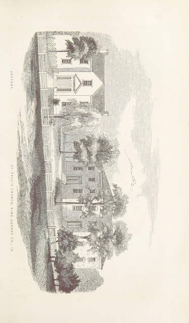 "King George County from ""Old Churches, Ministers and Families of Virginia"""