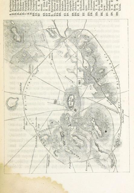 """map from """"Lehrbuch der allgemeinen Geschichte. Für Unter-Gymnasien und Mittelschulen. Bd. 1"""""""