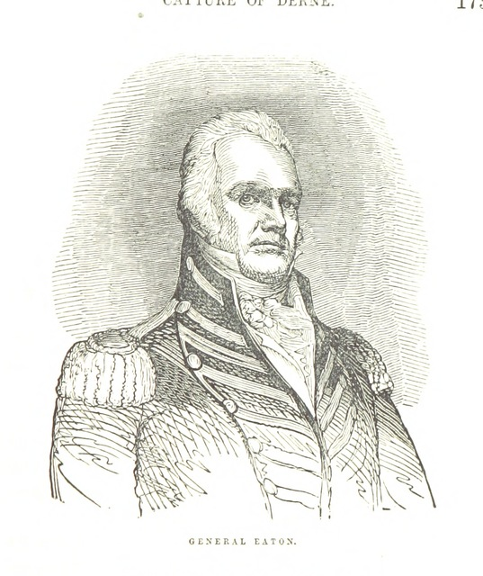 """portrait from """"The Battle-Fields of the Republic, from Lexington to the City of Mexico, etc"""""""