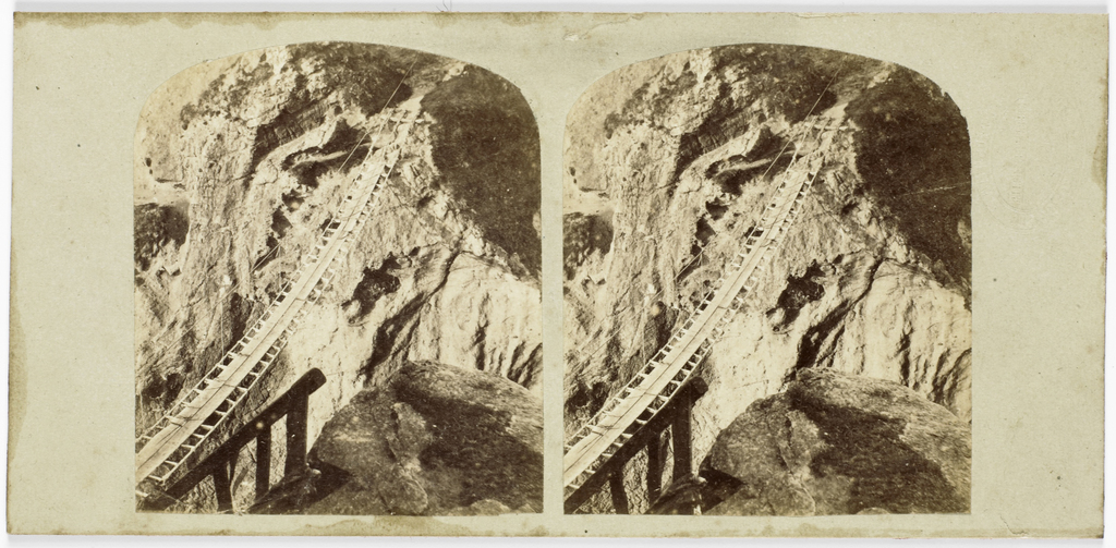 Hanging Bridge, Carrick-a-Rede, County of Antrim