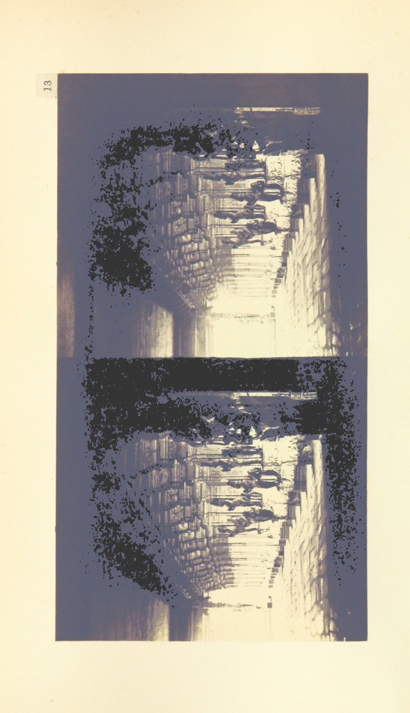 "stereopair from ""Stereographs of Madura, taken by Captain L. Tripe ... With descriptions by ... W. Tracy"""