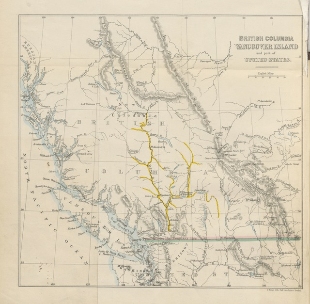 "map from ""Facts and Figures relating to Vancouver Island and British Columbia ... With illustrative maps"""