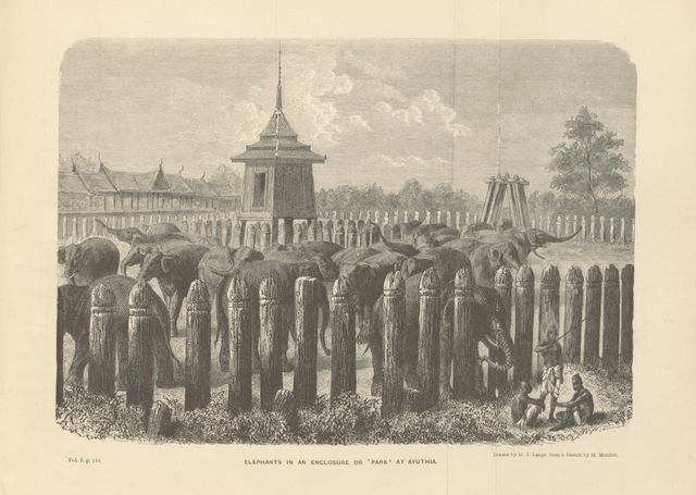 "Ayuthia from ""Travels in the central parts of Indo-China, Cambodia, and Laos, during the years 1858, 1859, and 1860. (Memoir of H. Mouhot [by J. J. Belinfante. Edited by C. Mouhot].) With illustrations"""