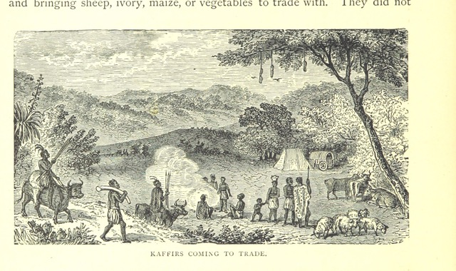 """kaffrer from """"After Ophir; or, a search for the South African Gold Fields ... With ... illustrations"""""""