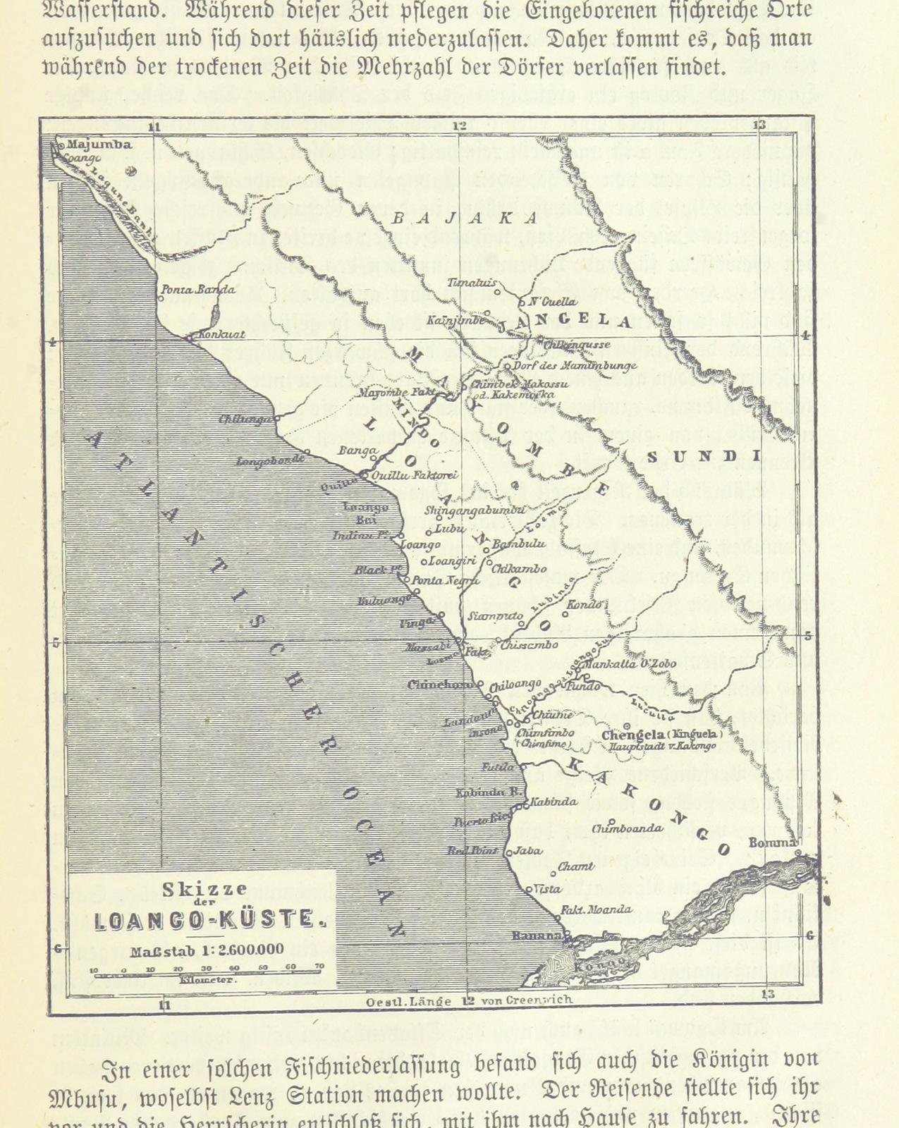 """map from """"Das neue Buch der Reisen und Entdeckungen. O Spamer's illustrirte Bibliothek der Länder & Völkerkunde, etc. (Unter redaktion von F. von Hellwald und R. Oberländer.) vol. 1"""""""