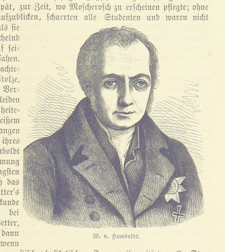 """portrait from """"Das neue Buch der Reisen und Entdeckungen. O Spamer's illustrirte Bibliothek der Länder & Völkerkunde, etc. (Unter redaktion von F. von Hellwald und R. Oberländer.) vol. 1"""""""