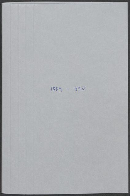 Frants Beyer, Brev, manuskripter og tegninger