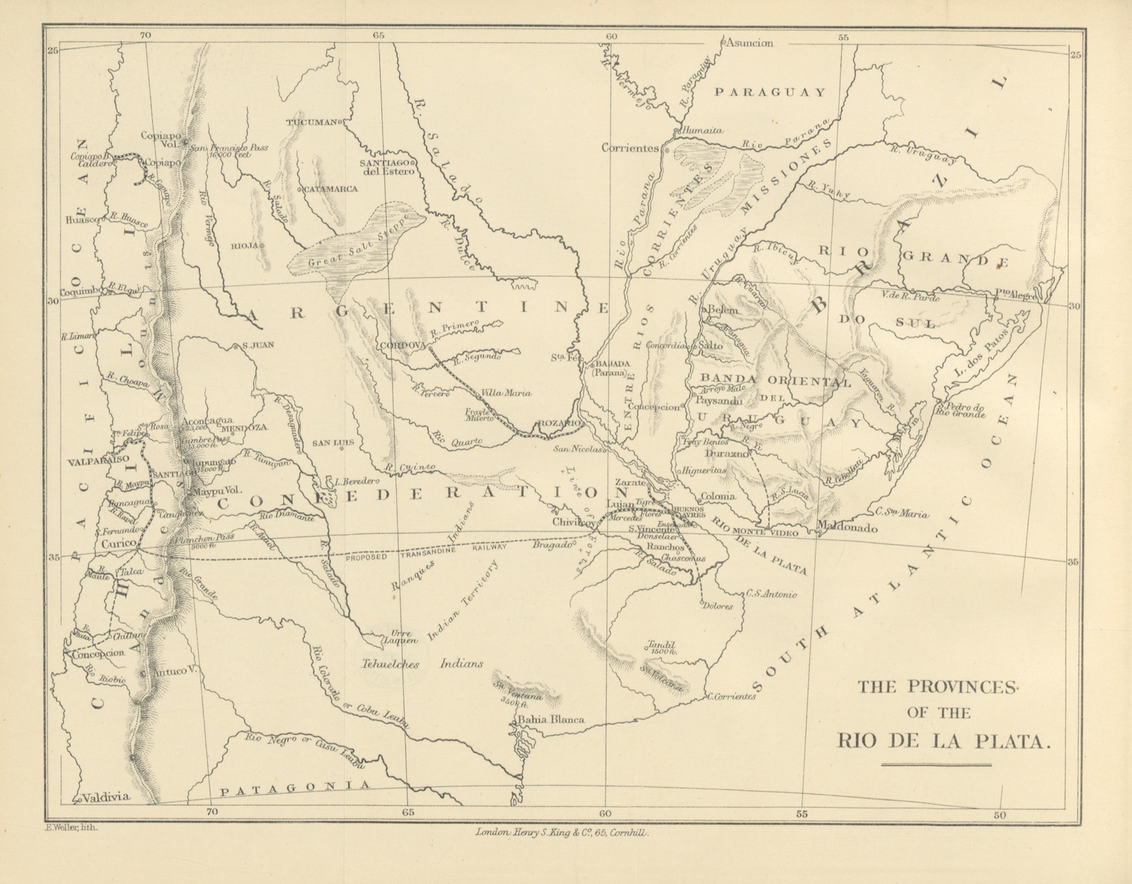 map from