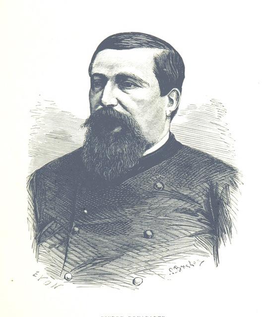 """portrait from """"Histoire de deux ans, 1870-1871. (tom. 4. Continuée par M. Albert Maurin.)"""""""